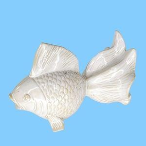 Ceramic Goldfish home decor